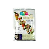 Yamamotoyama Yama Moto Yama Assorted Soy Wrapper Half Sheet - 10 Sheets Per Unit Gluten Free 0.74oz