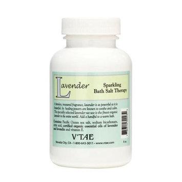 V'tae Parfum And Body Care Lavender Bath Soak - 6 oz - Bath Salt