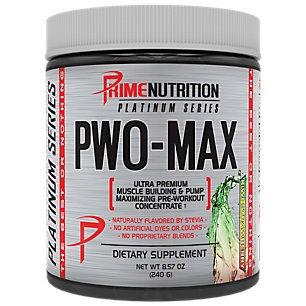 Prime Nutrition PWOMAX