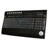 SEAL SHIELD S103W Black Wireless SILVER SURF Wireless Multimedia Keyboard
