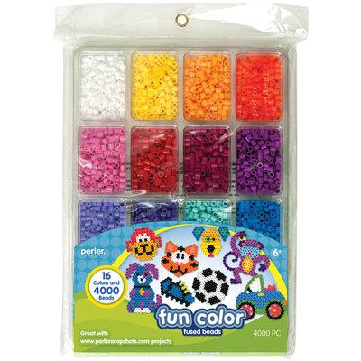 Perler Beads Perler Fun Fusion Beads 4000/Pkg-Fun Color