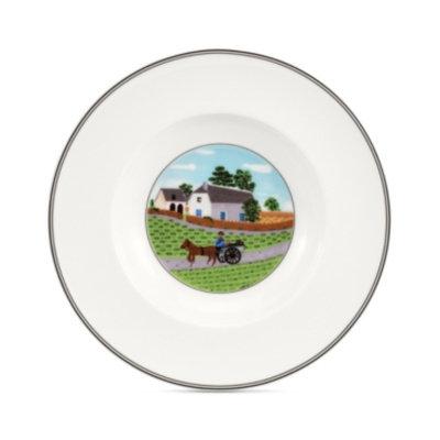 Villeroy & Boch Design Naif Pasta Plate