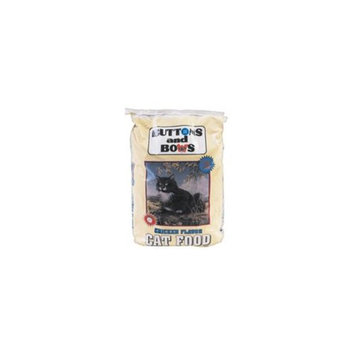 SUNSHINE MILL Sunshine Mills 10224 20-Lb Button/Bows Cat Food - Each