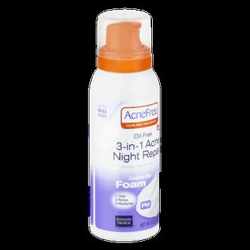 AcneFree Oil-Free 3-in-1 Acne Night Repair