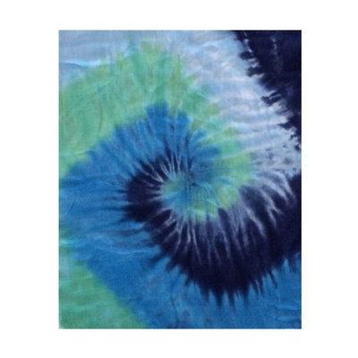Austin Tie Dye Co Bamboo Swaddle Blanket - Lagoon Tie Dye