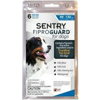 St. Jon Sentry FiproGuard Topical Flea and Tick for Dogs