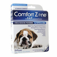 Comfort Zone Pet Diffuser with D.A.P.
