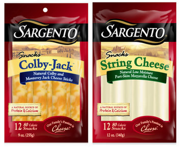 Sargento® Natural Cheese Snacks