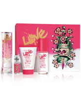 Ed Hardy Love Is. Gift Set