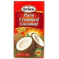 Grace Coconut Cream - Net Wt. 6 oz