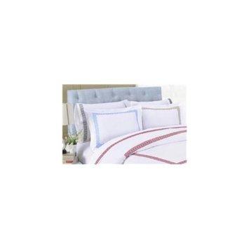 Kendell Pillowcase Set Standard- Grey