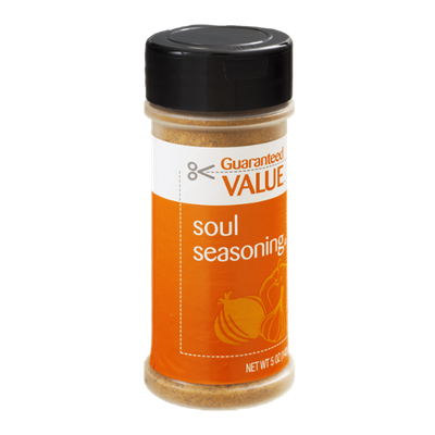 Guaranteed Value Soul Seasoning
