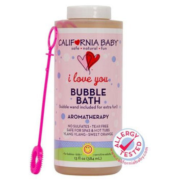 California Baby Bubble Bath Aromatherapy