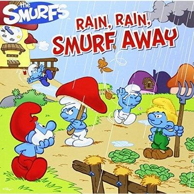 Rain, Rain, Smurf Away (Smurfs Classic)