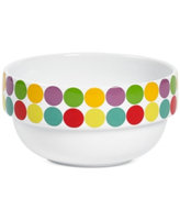 Novogratz Collection Reverse Diamond Cereal Bowl