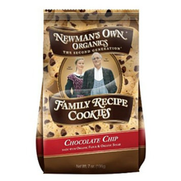 Newman's Own Organics Family Recipe Cookies