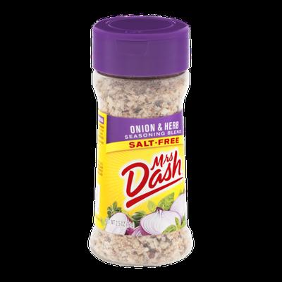 Mrs. Dash Salt-Free Seasoning Blend Onion & Herb