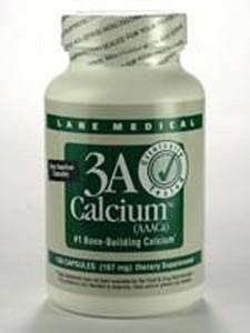Lane Labs 3A Calcium (AAACa) 150 caps