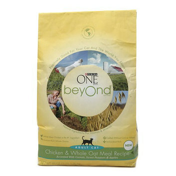 ONE Beyond Dry Cat Food Chicken and Oatmeal