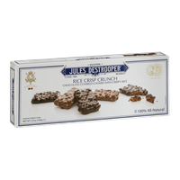 Jules Destrooper Rice Crisp Crunch Cookies