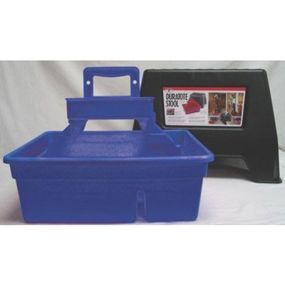 Miller Duratote Step Stool with Grooming Box