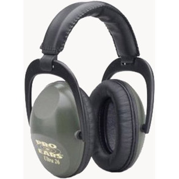 Altus Brands PE-26-U-G Green Pro Ears Ultra 26 NRR 26 Green