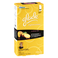 Glade Expressions Pineapple & Mangosteen Oil Diffuser Refill