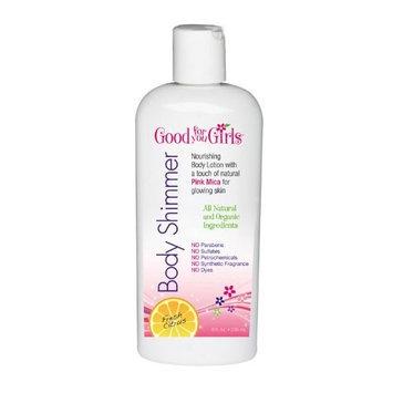 Good For You Girls Shimmer Lotion Natural Citrus 8 Oz