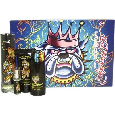 Ed Hardy Men Eau-de-toilette Spray, Shower Gel, Alchohol Free Deodorant, Eau-de-toilette Spray by Christian Audigier