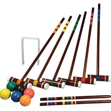 Franklin Sports Intermediate 6 Player Croquet Set