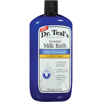 Dr. Teal's Therapeutic Solutions Milk Bath