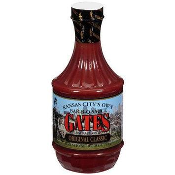 Gates: Original Classic Bar-B-Q Sauce, 28 Oz