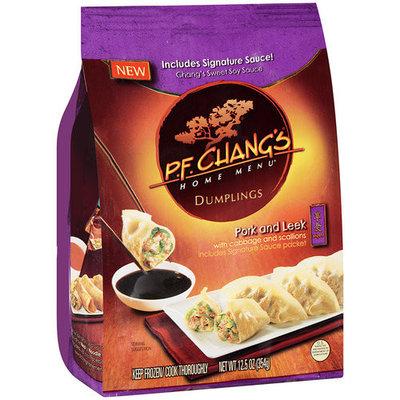 P.F. Chang's Home Menu Pork & Leek Dumplings, 12.5 oz