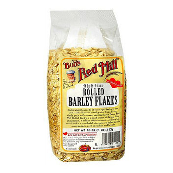 Bob's Red Mill Whole Grain Rolled Barley Flakes