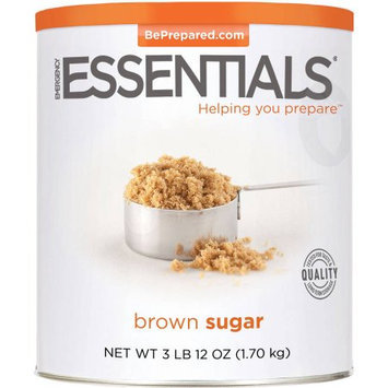 Emergency Essentials Brown Sugar, 60 oz