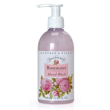 Crabtree & Evelyn Rosewater Hand Wash 8.5 Oz
