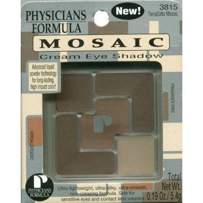 Physicians Formula Mosaic Cream Shadow, Terra Cotta Mosaic, 0.19 Ounce