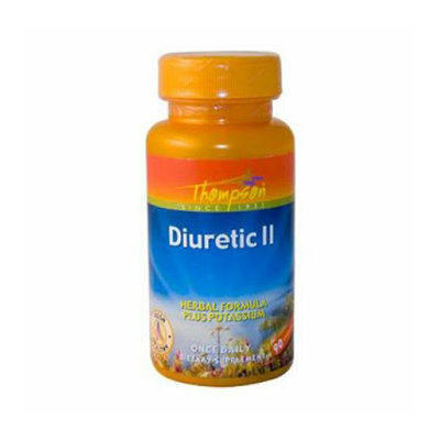 Thompson Nutritional Thompson Diuretic II 90 Capsules