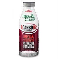 Q Carbo Liquid Cranberry Herbal Clean Detox 16 oz Liquid