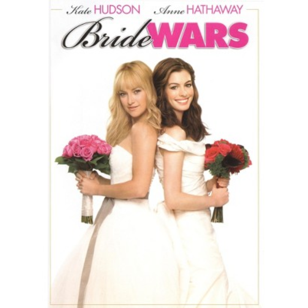 BRIDE WARS BY HUDSON, KATE (DVD)