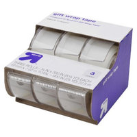 up & up up&up Gift-wrap Tape 3-pk. 3/4in X 300in