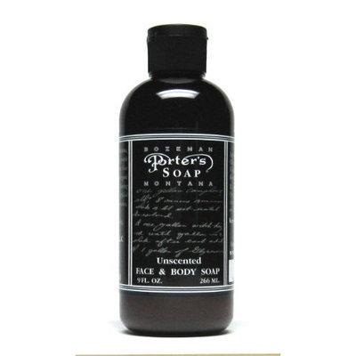 Porter's Organic Unscented Soap Gel