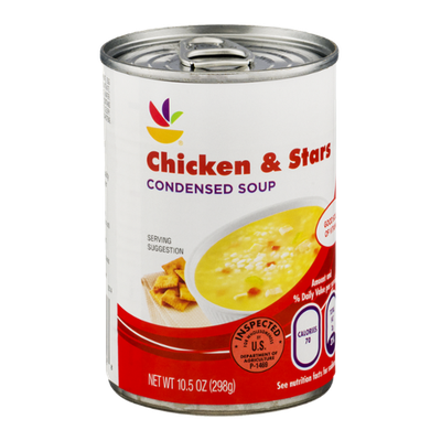 Ahold Chicken & Stars Condensed Soup