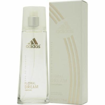 Adidas Floral Dream for Women Eau de Toilette Spray, 1.7 oz