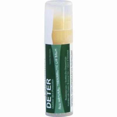 Deter All Natural Organic Lip Balm