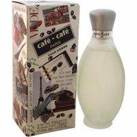 Cofinluxe Cafe de Cafe for Men Eau de Toilette Spray, 3.4 oz