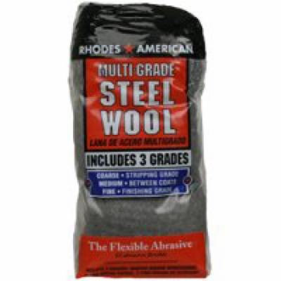 Rhodes American Multi-Grade Steel Wool