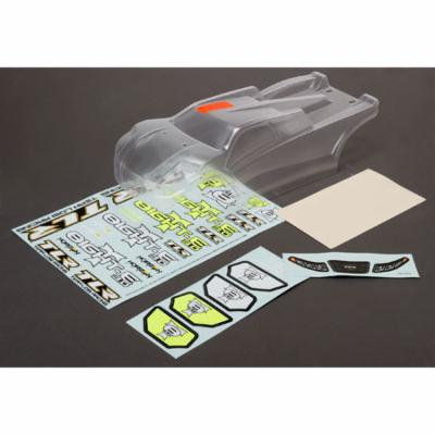 Team Losi Racing Body, Clear: 8IGHT-T E 3.0 TLR240006