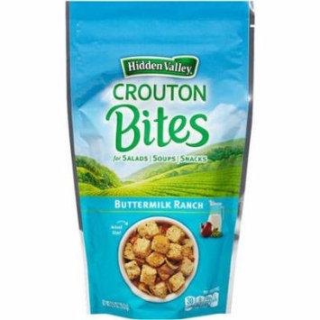 Hidden Valley Buttermilk Ranch Crouton Bites, 2.5 oz