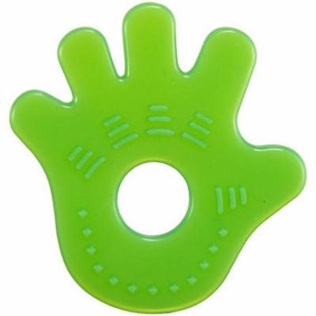 Simba P1641-B Hand Silicone Teether, Green
